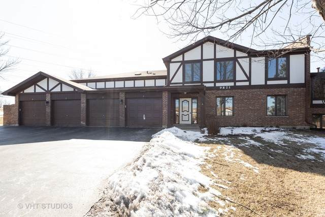 9821 W Mill Drive W E1, Palos Park, IL 60464 (MLS #10644381) :: The Wexler Group at Keller Williams Preferred Realty