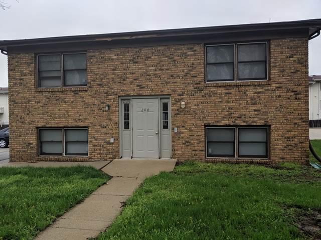 202-204 Lindell Drive, Normal, IL 61761 (MLS #10644391) :: Baz Network | Keller Williams Elite