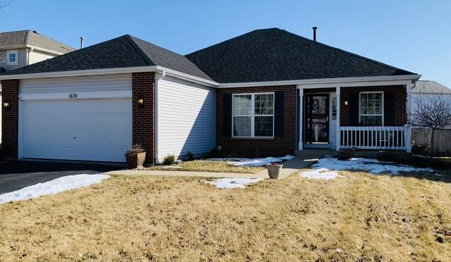 1630 Tall Oaks Drive, Plainfield, IL 60586 (MLS #10644402) :: The Dena Furlow Team - Keller Williams Realty