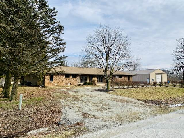 746 N 1800 East Road, Milford, IL 60953 (MLS #10644431) :: Berkshire Hathaway HomeServices Snyder Real Estate