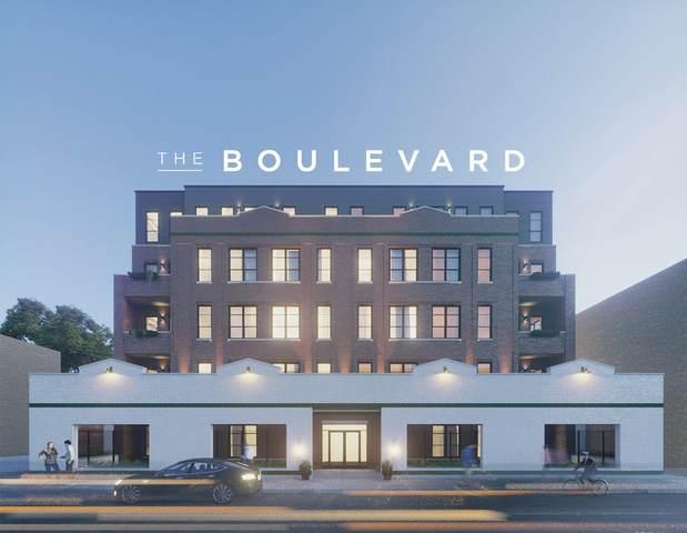1938 W Augusta Boulevard #502, Chicago, IL 60622 (MLS #10644463) :: Helen Oliveri Real Estate
