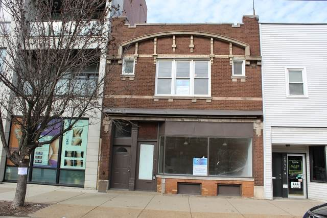 2544 Fullerton Avenue Front, Chicago, IL 60647 (MLS #10644482) :: Touchstone Group
