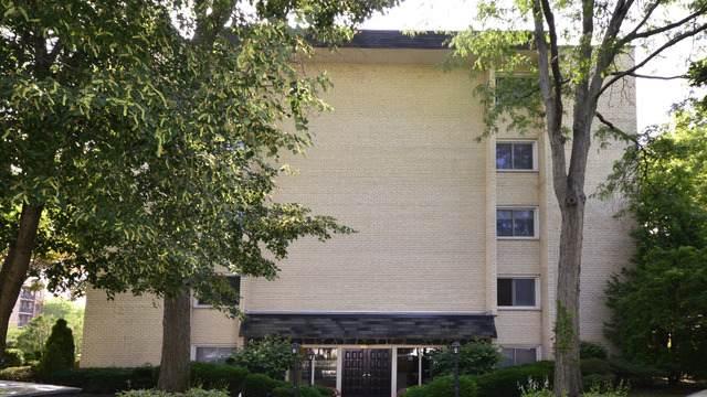 8650 Ferris Avenue #207, Morton Grove, IL 60053 (MLS #10644490) :: Ryan Dallas Real Estate