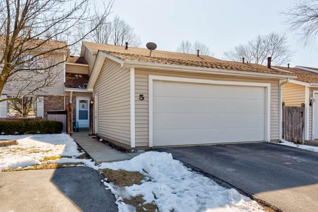 5 Woodsorrel Place, Woodridge, IL 60517 (MLS #10644496) :: Property Consultants Realty