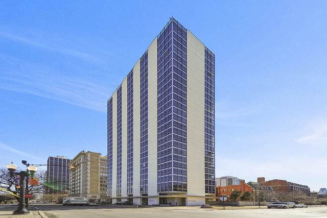 1555 N Dearborn Parkway 18E, Chicago, IL 60610 (MLS #10644521) :: Helen Oliveri Real Estate