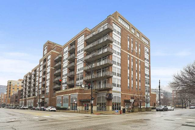 111 S Morgan Street #624, Chicago, IL 60607 (MLS #10644538) :: Touchstone Group