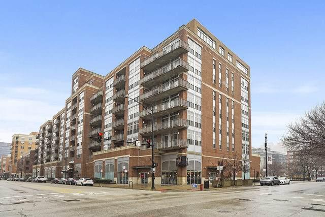 111 S Morgan Street #624, Chicago, IL 60607 (MLS #10644538) :: John Lyons Real Estate