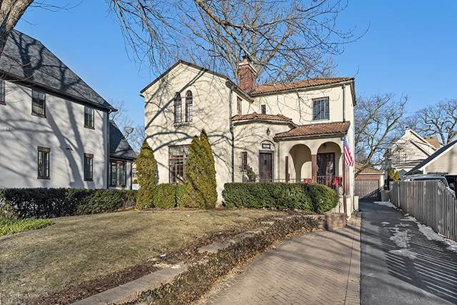 4901 Montgomery Avenue, Downers Grove, IL 60515 (MLS #10644571) :: The Wexler Group at Keller Williams Preferred Realty
