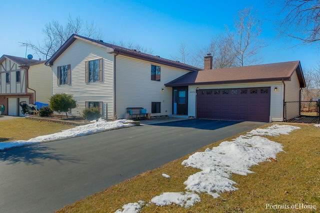 4070 Lakeside Drive, Hanover Park, IL 60133 (MLS #10644616) :: The Dena Furlow Team - Keller Williams Realty