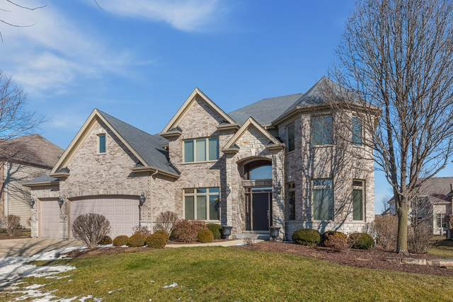 11521 Century Circle, Plainfield, IL 60585 (MLS #10644630) :: The Dena Furlow Team - Keller Williams Realty