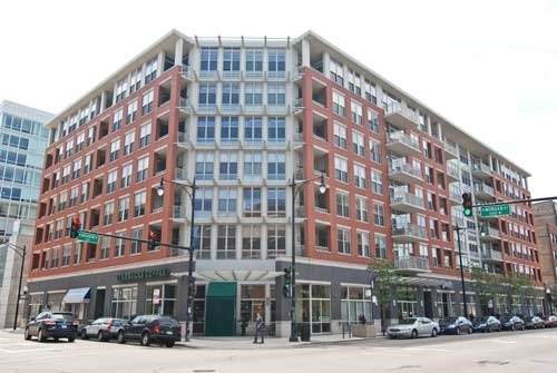 1001 W Madison Street #504, Chicago, IL 60607 (MLS #10644634) :: Touchstone Group