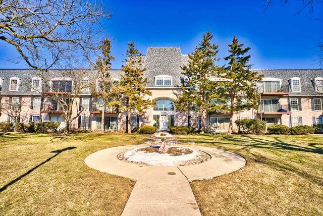 5200 Carriageway Drive #312, Rolling Meadows, IL 60008 (MLS #10644652) :: Century 21 Affiliated