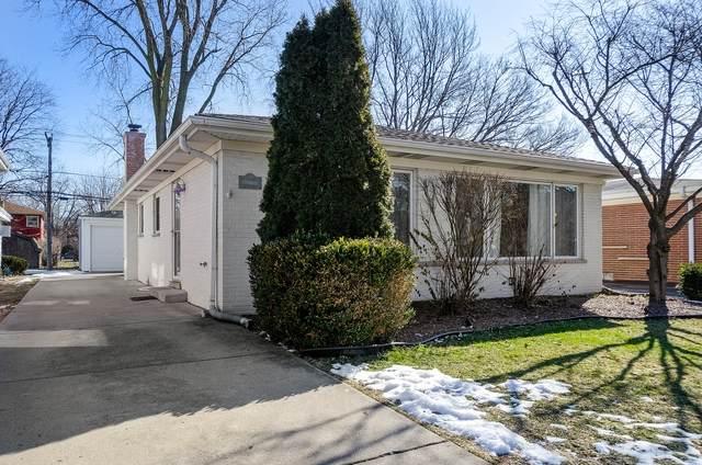 616 Lawler Avenue, Wilmette, IL 60091 (MLS #10644683) :: Janet Jurich