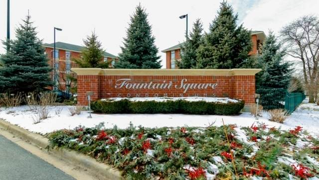 855 E 22nd Street #303, Lombard, IL 60148 (MLS #10644696) :: Angela Walker Homes Real Estate Group