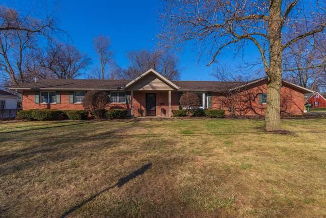 102 N Bellemont Road, Bloomington, IL 61701 (MLS #10644704) :: John Lyons Real Estate