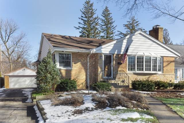 25 Oxford Avenue, Clarendon Hills, IL 60514 (MLS #10644719) :: The Dena Furlow Team - Keller Williams Realty