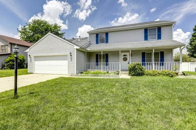 2810 Woodhaven Drive, Champaign, IL 61822 (MLS #10644724) :: Suburban Life Realty
