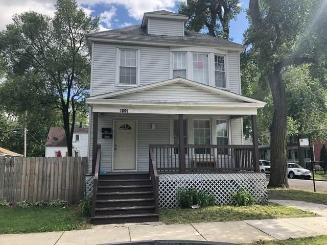 1859 W 58th Street, Chicago, IL 60636 (MLS #10644729) :: John Lyons Real Estate