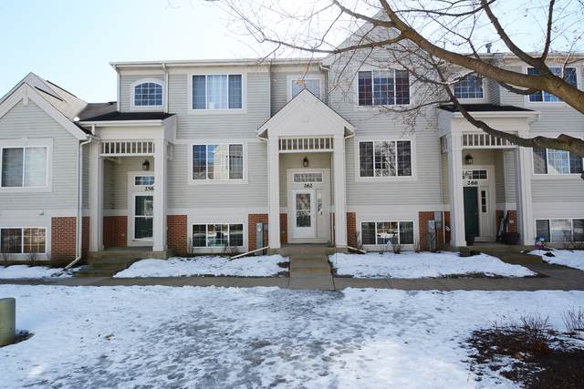 262 New Haven Drive #0, Cary, IL 60013 (MLS #10644733) :: Lewke Partners