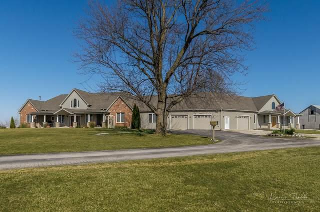 550 Maplewood Road, Somonauk, IL 60552 (MLS #10644737) :: Angela Walker Homes Real Estate Group