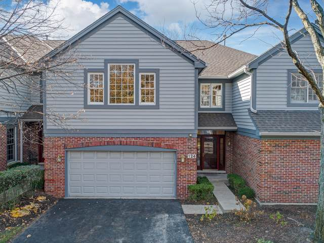 124 Northgate Place, Burr Ridge, IL 60527 (MLS #10644744) :: John Lyons Real Estate