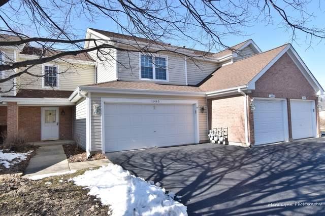 1445 Georgetown Drive, Batavia, IL 60510 (MLS #10644763) :: The Dena Furlow Team - Keller Williams Realty