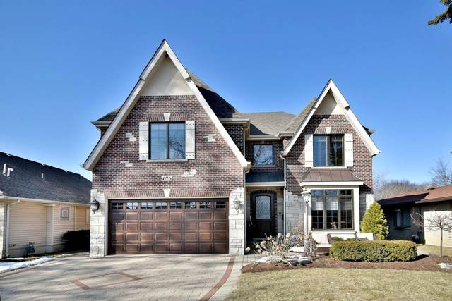 676 S Swain Avenue, Elmhurst, IL 60126 (MLS #10644779) :: Angela Walker Homes Real Estate Group