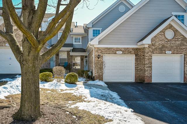 213 W 20TH Street, Lombard, IL 60148 (MLS #10644790) :: Angela Walker Homes Real Estate Group