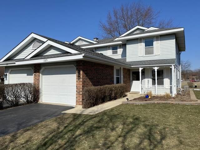 223 Pier Avenue, Naperville, IL 60565 (MLS #10644794) :: Angela Walker Homes Real Estate Group