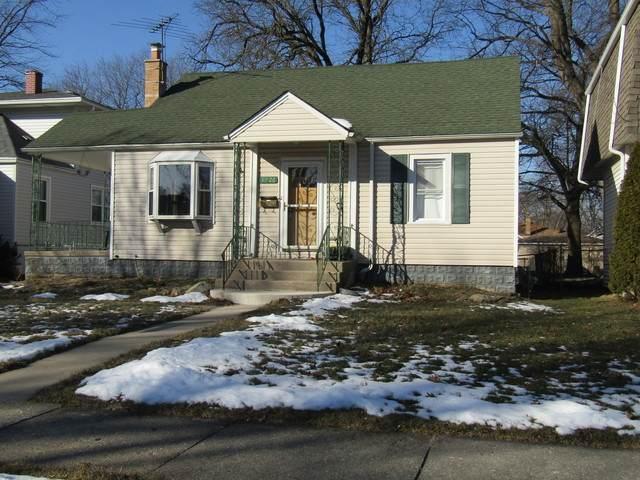 9726 S 51st Avenue, Oak Lawn, IL 60453 (MLS #10644795) :: The Dena Furlow Team - Keller Williams Realty