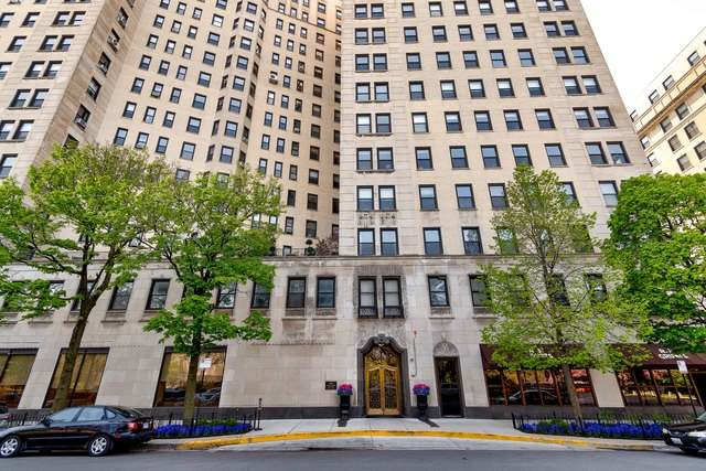 2000 N Lincoln Park West #1407, Chicago, IL 60614 (MLS #10644801) :: Touchstone Group
