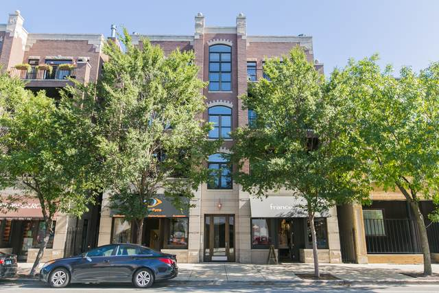 3539 N Southport Avenue 4S, Chicago, IL 60657 (MLS #10644824) :: Touchstone Group