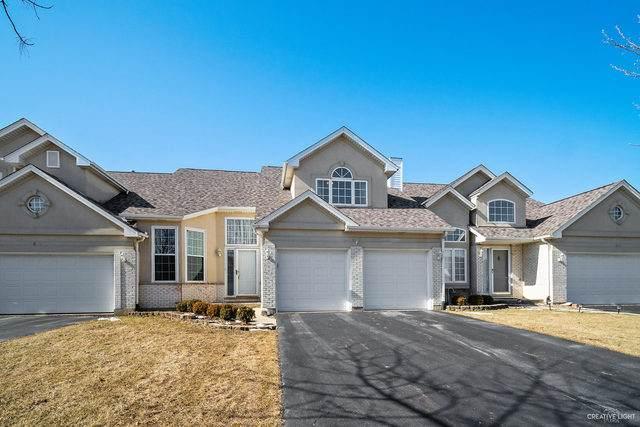 628 Aspen Drive, Romeoville, IL 60446 (MLS #10644825) :: The Dena Furlow Team - Keller Williams Realty