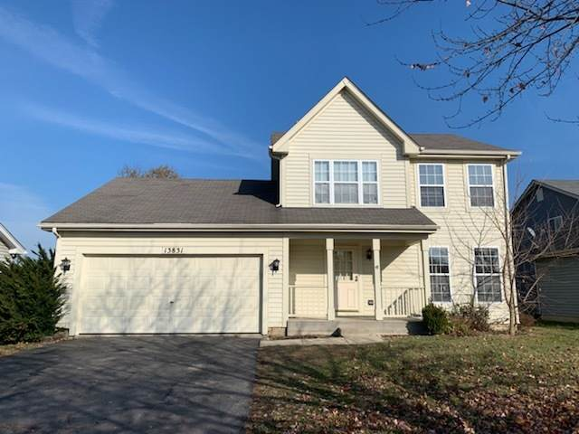 13831 S Princeton Court, Plainfield, IL 60544 (MLS #10644843) :: The Dena Furlow Team - Keller Williams Realty