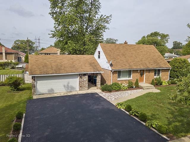 7940 Normandy Avenue, Burbank, IL 60459 (MLS #10644868) :: John Lyons Real Estate