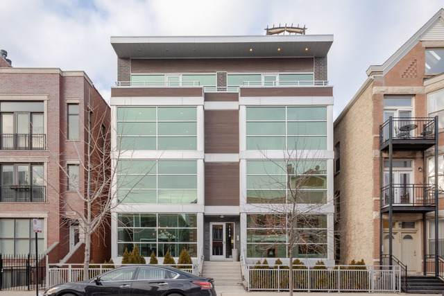 1510 W Cortez Street 1E, Chicago, IL 60642 (MLS #10644871) :: Angela Walker Homes Real Estate Group