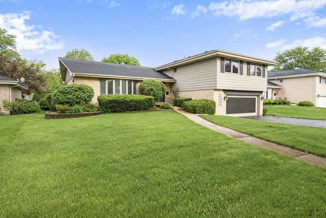 852 S Kent Avenue, Elmhurst, IL 60126 (MLS #10644879) :: Suburban Life Realty