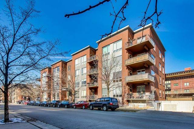 1825 N Winnebago Avenue #103, Chicago, IL 60647 (MLS #10644899) :: Property Consultants Realty
