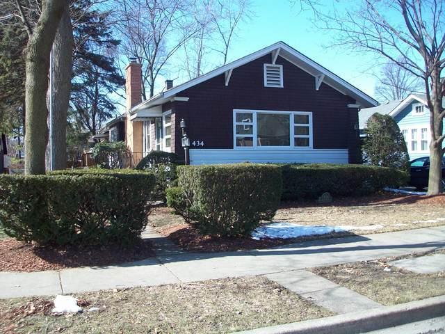 434 S Berkley Avenue, Elmhurst, IL 60126 (MLS #10644908) :: Suburban Life Realty
