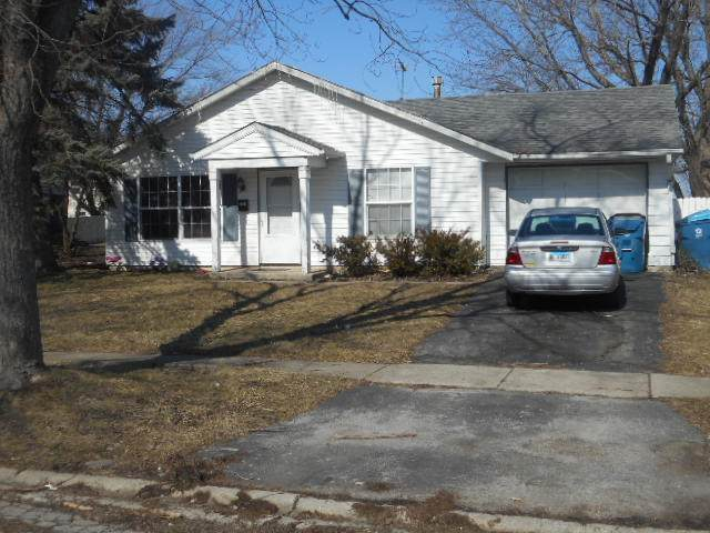 3051 223rd Place, Sauk Village, IL 60411 (MLS #10644924) :: Property Consultants Realty