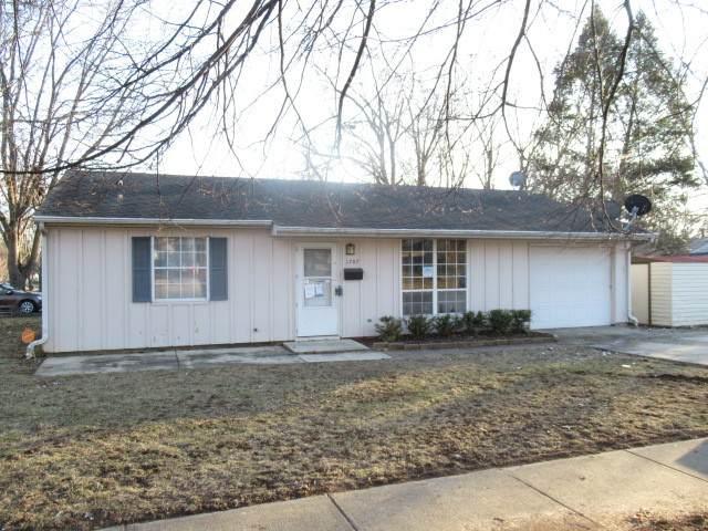 1707 E Michigan Avenue, Urbana, IL 61802 (MLS #10644949) :: Suburban Life Realty