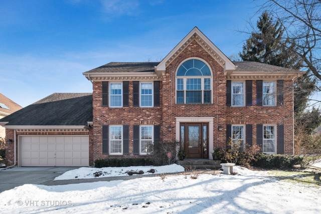 1300 Foothill Drive, Wheaton, IL 60189 (MLS #10644959) :: Angela Walker Homes Real Estate Group