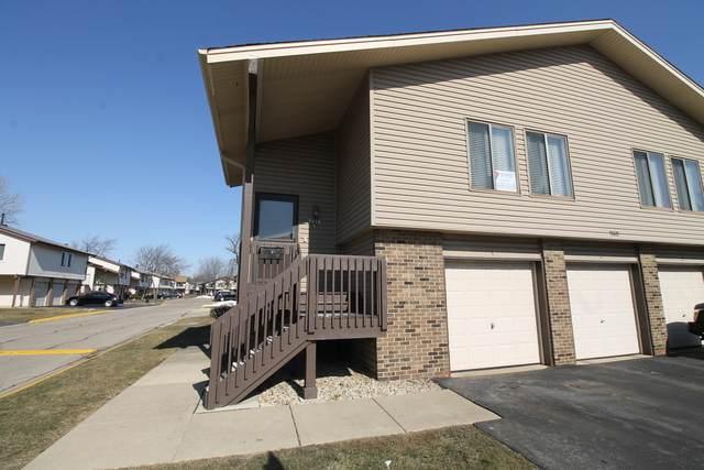 7552 Bristol Lane 69-1, Hanover Park, IL 60133 (MLS #10644973) :: John Lyons Real Estate