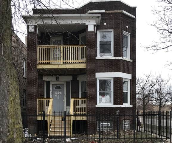 7500 S Peoria Street, Chicago, IL 60620 (MLS #10644991) :: Helen Oliveri Real Estate