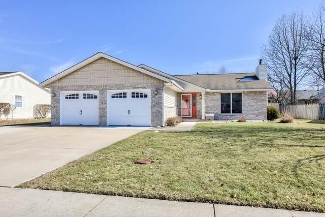 610 Linden Drive, ST. JOSEPH, IL 61873 (MLS #10645003) :: Suburban Life Realty