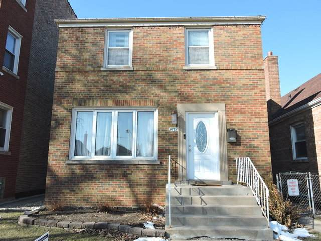 6724 S Komensky Avenue, Chicago, IL 60629 (MLS #10645030) :: John Lyons Real Estate