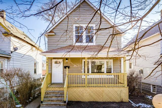 141 S 11th Avenue, Maywood, IL 60153 (MLS #10645071) :: Lewke Partners