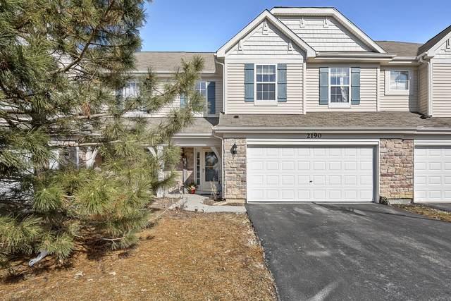 2190 Pembridge Lane, Joliet, IL 60431 (MLS #10645072) :: The Wexler Group at Keller Williams Preferred Realty