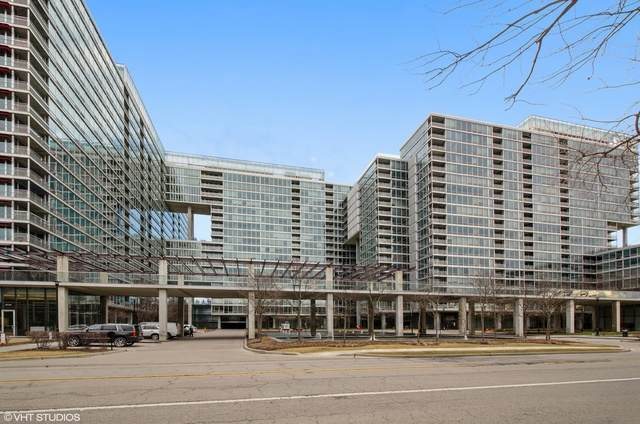 9715 Woods Drive #1005, Skokie, IL 60077 (MLS #10645112) :: Property Consultants Realty