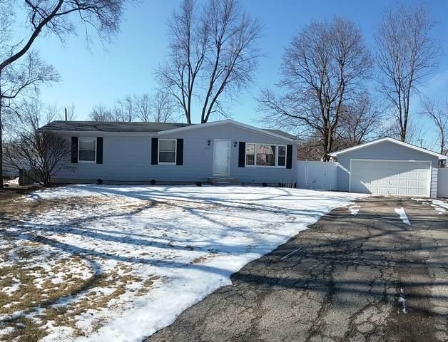 2327 Circle Street, Crest Hill, IL 60403 (MLS #10645114) :: RE/MAX IMPACT